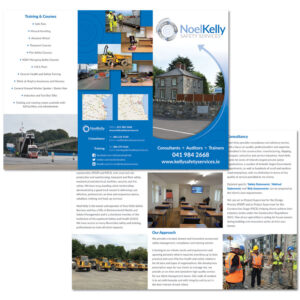 Noel Kelly Safety Services Brochure